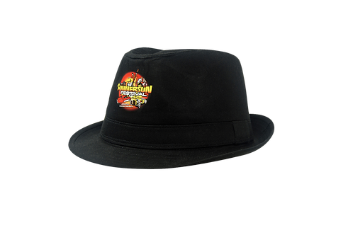 Cotton Till Fedora Hat