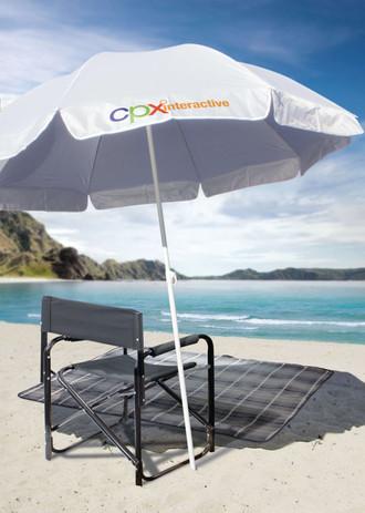 Bahama Umbrella Directors Chair Denver B