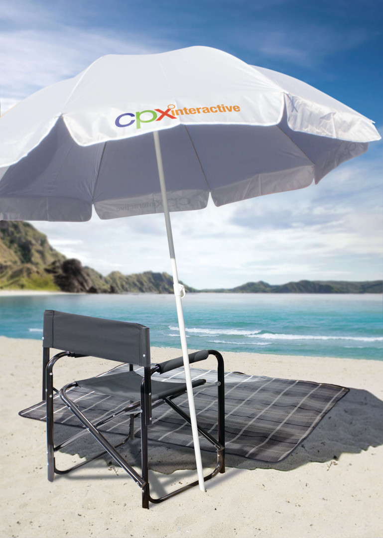 Bahama Umbrella Directors Chair Denver B