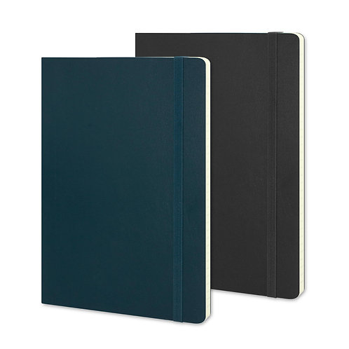 Moleskine® Classic Soft Cover Notebook Large