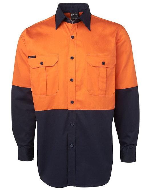 Hi Vis Shirt Long Sleeve