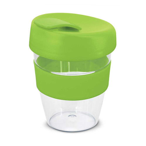 Clear Express Reusable Coffee Cup