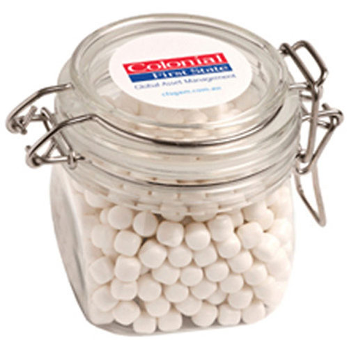 Canister with Mints