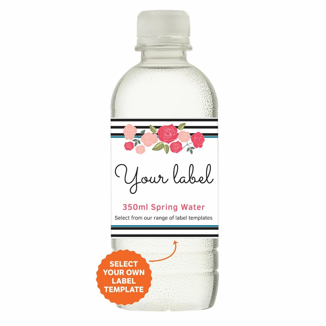Branded water works!