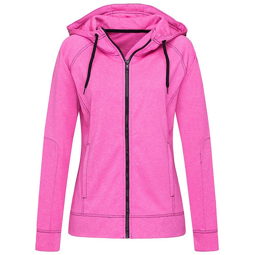 Active Performance Hoodie Womans