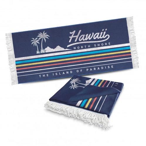 Beach Towel With Tassles