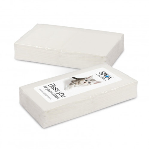 Pocket Promo Tissues