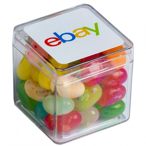 JELLY BELLY Jelly Beans in Hard Cube 60g