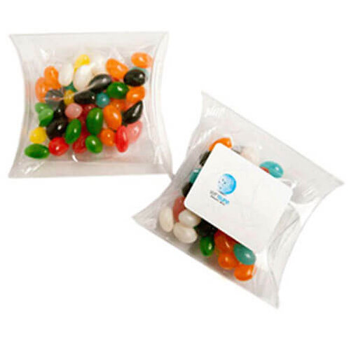 Jelly Bean Bags in Pillow Pack 50g