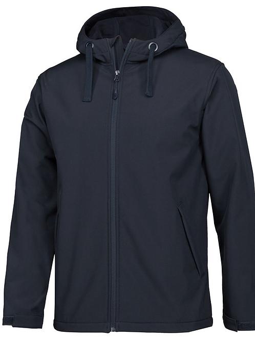 Podium Hood Soft Shell Jacket Unisex