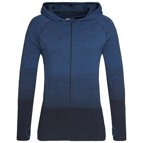 Active Seamless Hoodie Womans