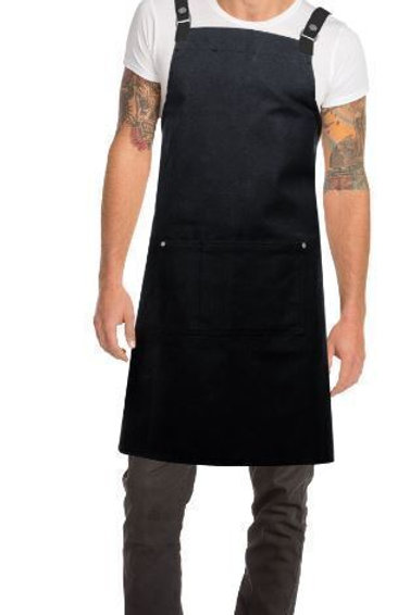 Byron Cross-Back Apron