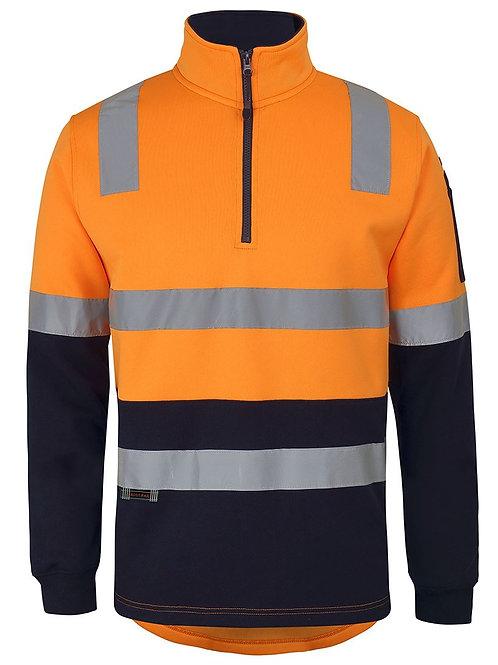 1/2 Zip Aust Trail Fleece Sweater (D+N)