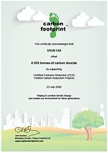 Certified Emissions Reduction (CER) Veri