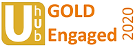 UhUb GOLD Engaged Accreditation Logo dat