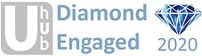 UhUb Diamond Engaged Accreditation Logo