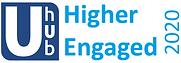 UhUb Higher Engaged Accreditation Logo d