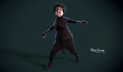 Ninja Granny
