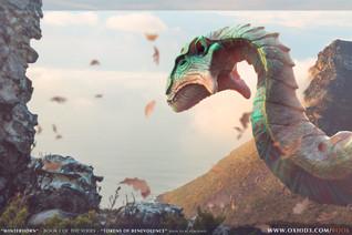 Dragon 04 - concept