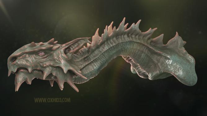 Dragon07 - concept render