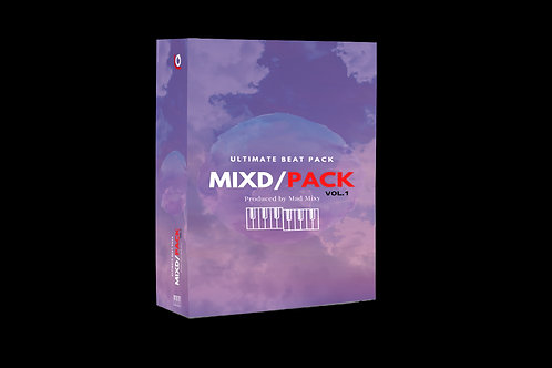 Mixd Pack Vol 1 ( Ultimate Beat Pack)