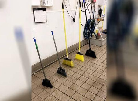 Viral Broom Challenge