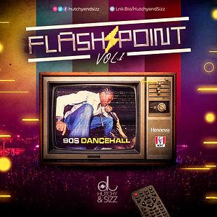 Hutchy & Sizz - Flash Point Vol.1 (90s Dancehall)