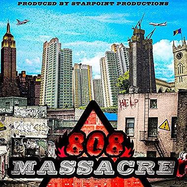 Cjuh,  Lead Pipe, La Boss, LR, Saddis, Maloney, SK, Rsg Galang, Robbi Niles - 808 Massacre