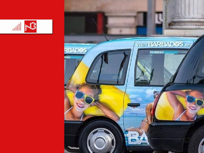 55 Barbados Taxis In London