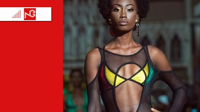 Swimsuit display in Trinidad Church sparks controversy