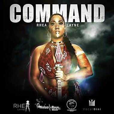 Rhea Layne - Command