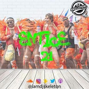 DJ Skeleton - Entice Ep 21