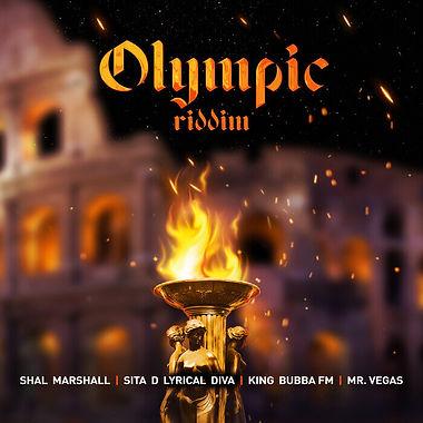 King Bubba FM, Sita D Lyrical Diva, Shal Marshall, Mr. Vegas - Olympic Riddim