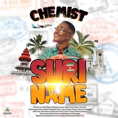 Chemist - Suriname