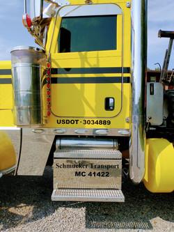 Truck & Equipment Decals