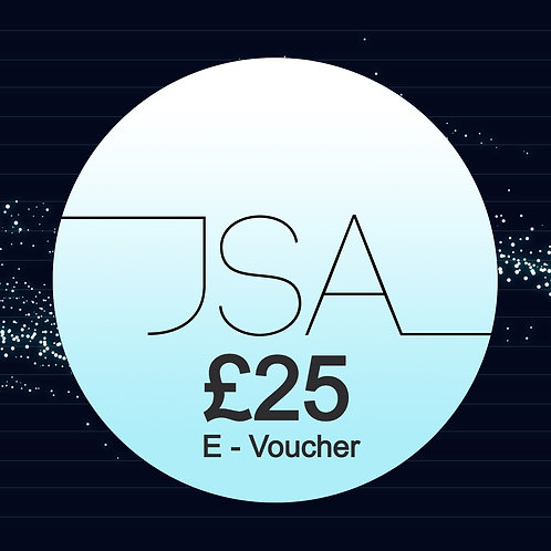 £25 E- Voucher