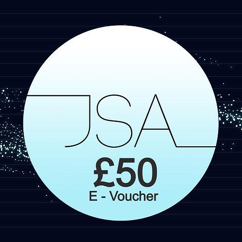 £50 E- Voucher