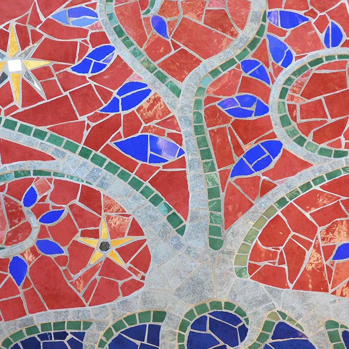 Mosaïque Architecture Objets Déco Angers