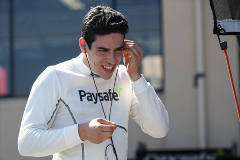 CLAMAN DEMELO KEEPING AN OPEN MIND AHEAD OF INDYCAR DEBUT THIS WEEKEND