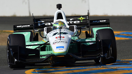 CLAMAN DEMELO TO DRIVE SECOND RAHAL ENTRY AT SONOMA
