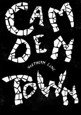 Free work - Poster Camden Town