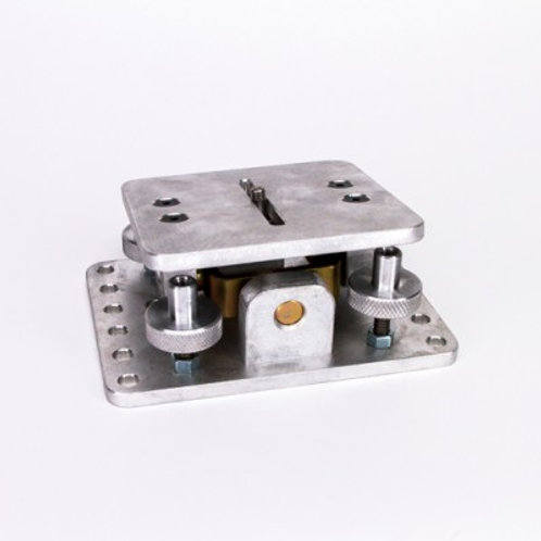 Mini 4-Way Leveling Camera Mount With 3/8″ Slot
