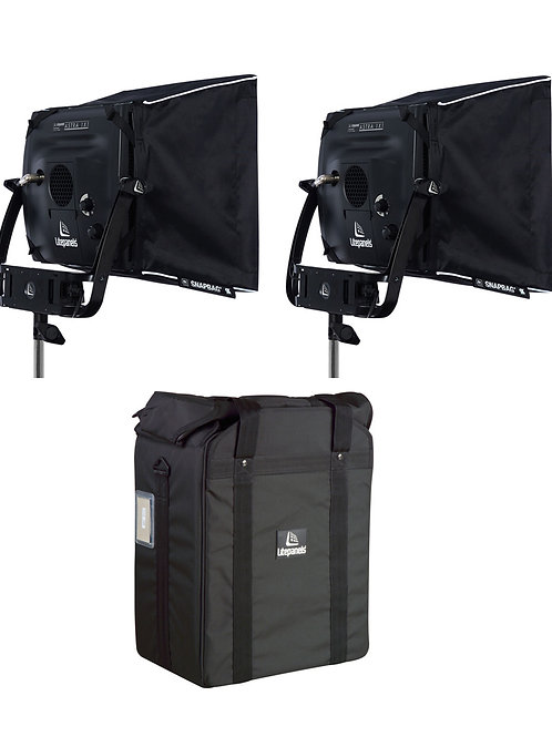 2) LitePanel Astra 6x kit