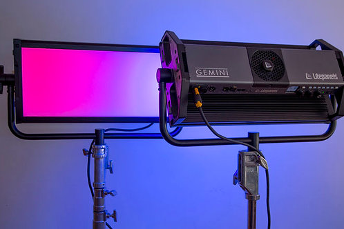 Litepanels Gemini 2x1 RGB-W LED
