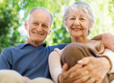 Elderly people receiving home care