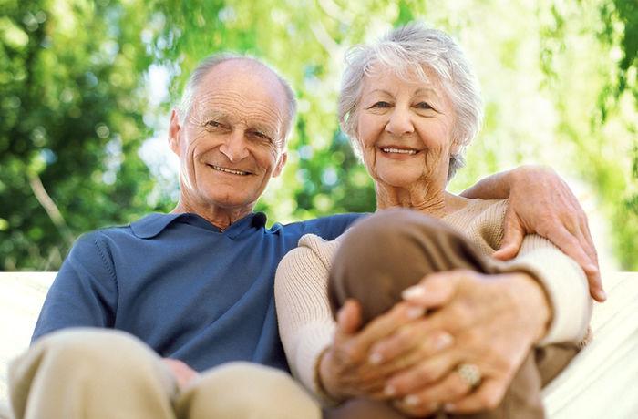 Cheerful Seniors