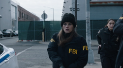 Samantha Wendorf as NYPD Officer on 'FBI'