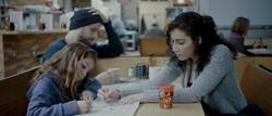 Samantha Wendorf as Alyssa in 'Left Behind'