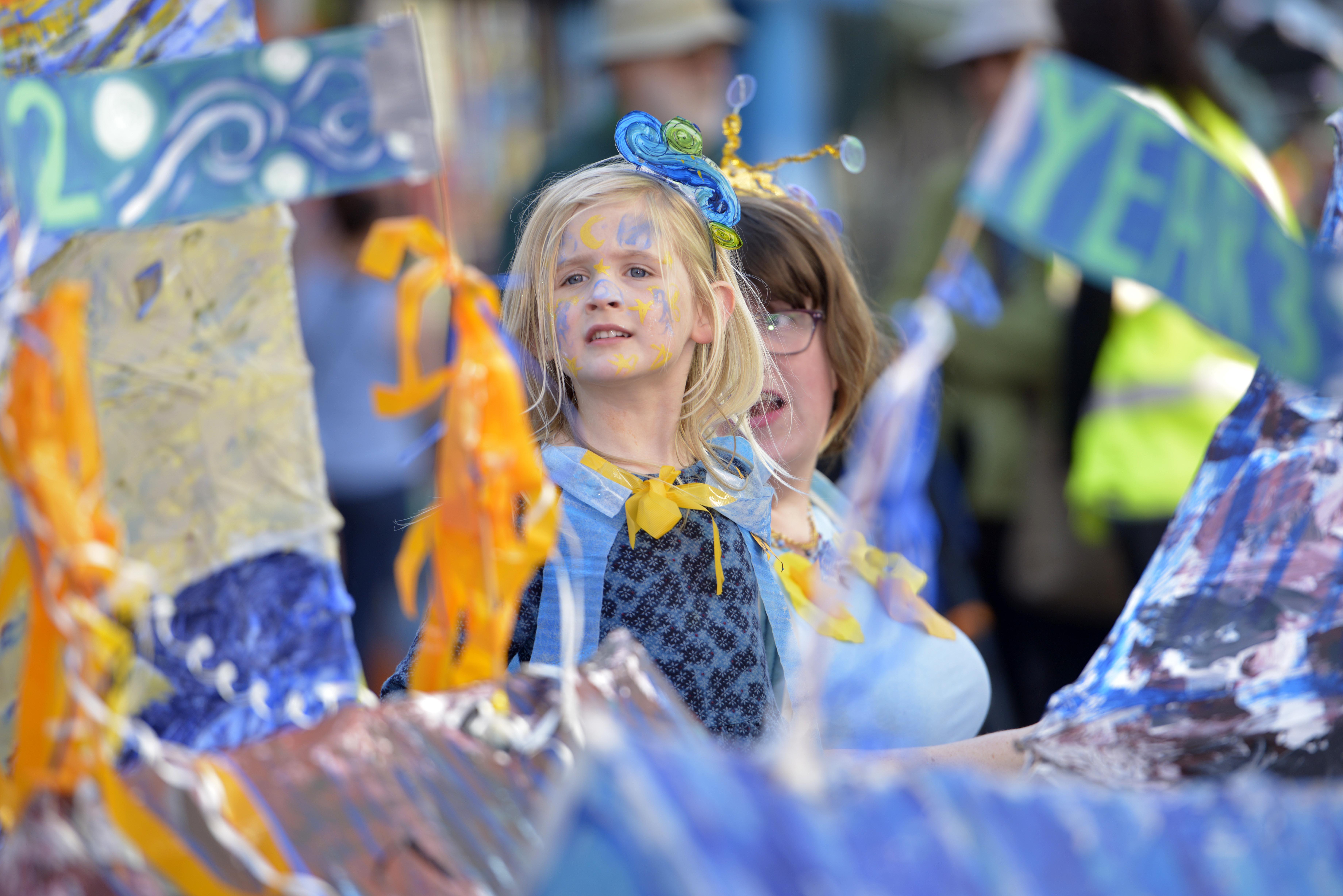 Children's Parade 2018
