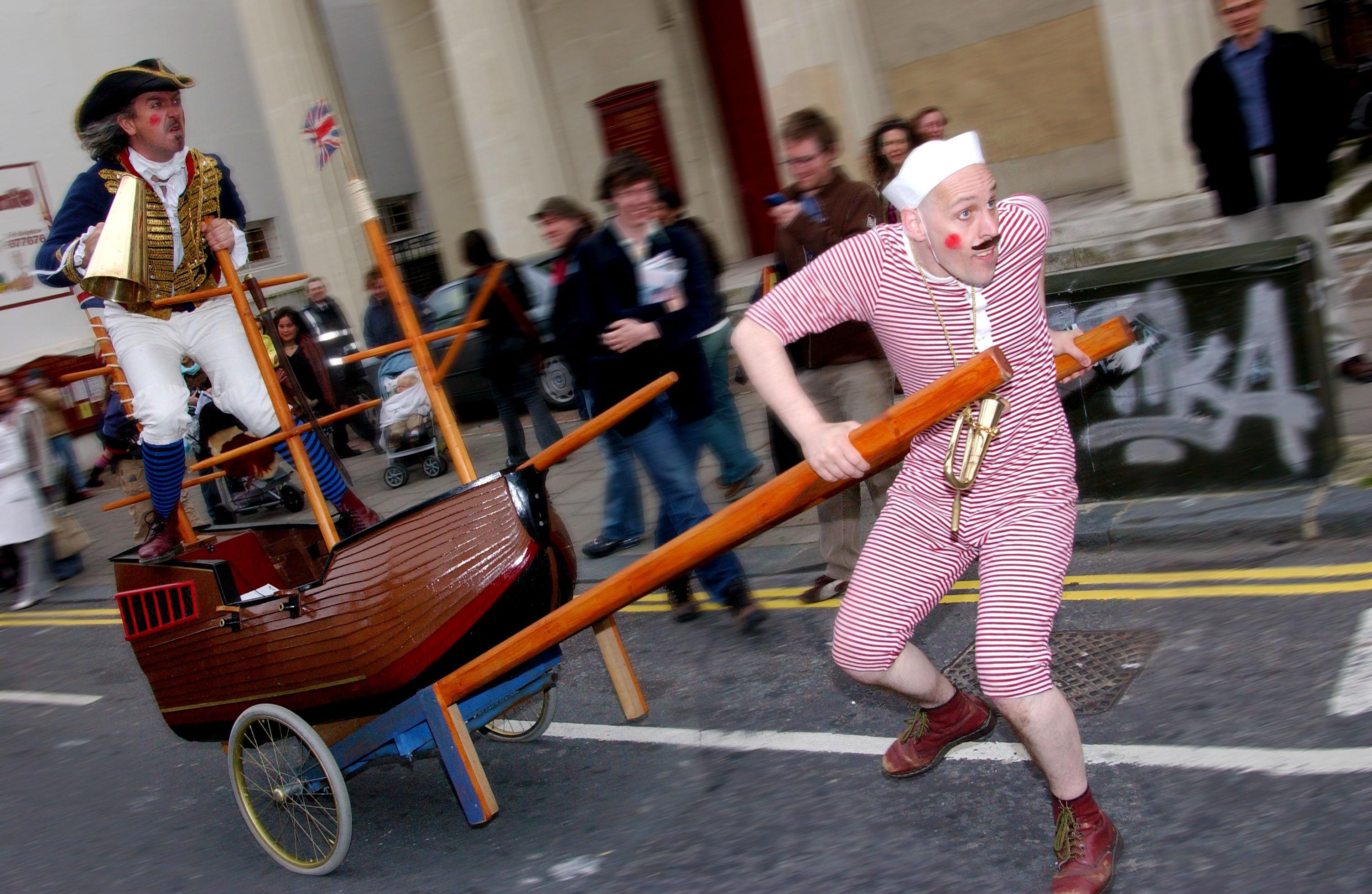 Brighton Festival 2005